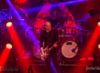 Devin Townsend Project -Powerstation, Auckland, 18/05/2017
