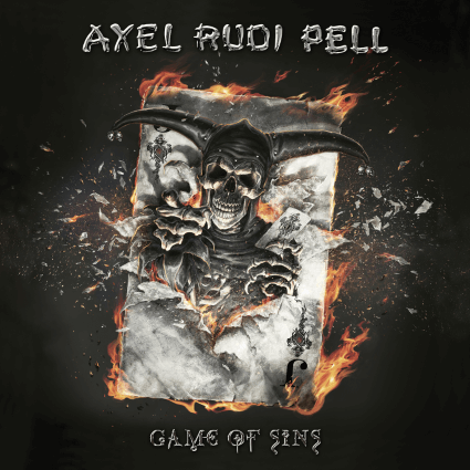 Axel Rudi Pell – Game of Sins (SPV/Steamhammer)