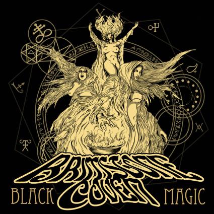 Brimstone Coven – Black Magic (Metal Blade Records)