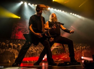 Amon Amarth: Final Jomsviking Euro Tour Dates Announced…