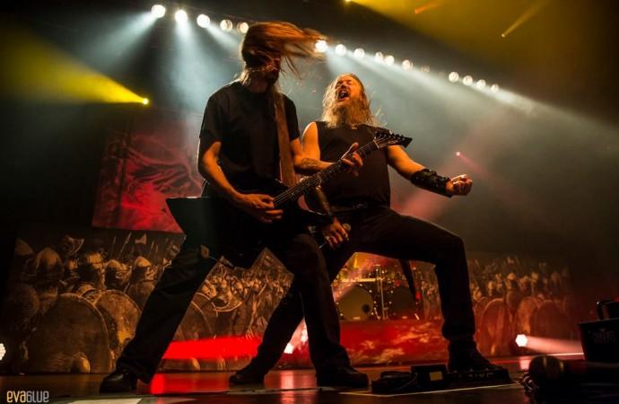 Amon Amarth: Final Jomsviking Euro Tour Dates Announced…