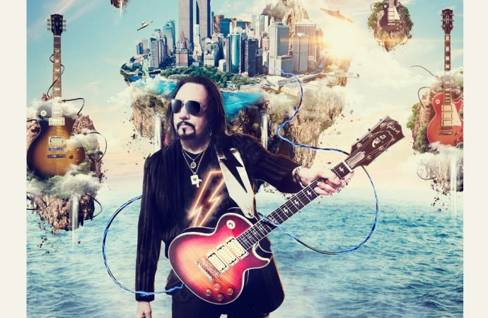 Ace Frehley: Back with Paul, Touring Soon…