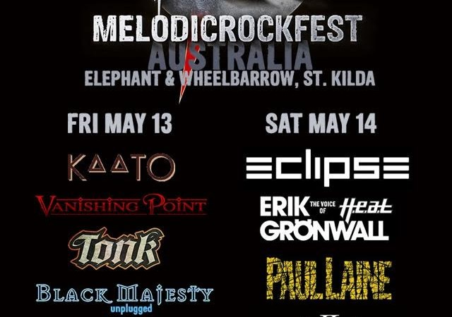 MelodicRockFest: It's coming home…
