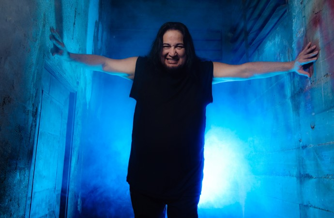 Fear Factory's Dino Cazares