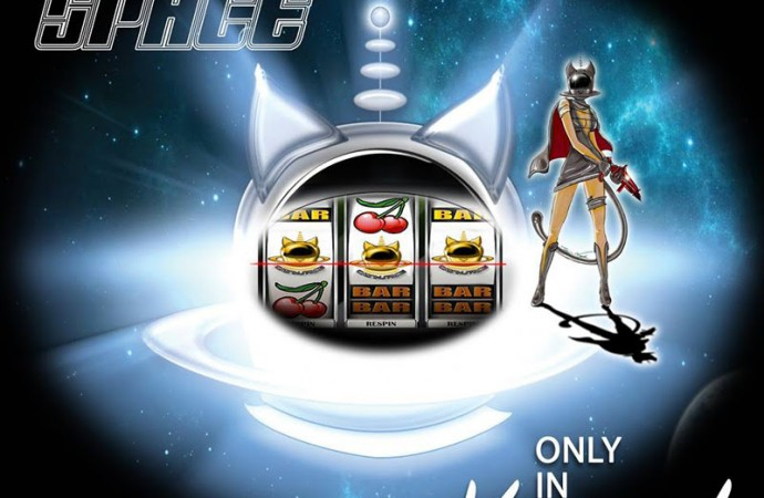 Cats in Space: Heading to Vegas…
