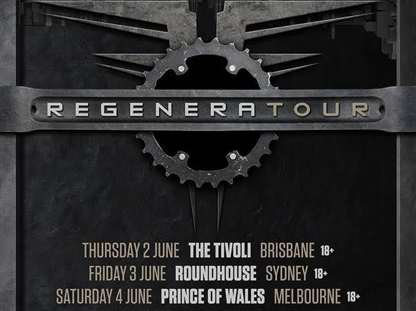 Fear Factory: Australian Dates Announced
