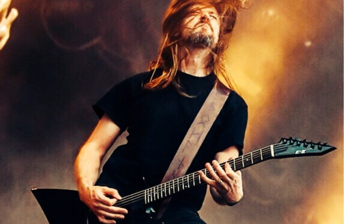 An Interview with Johan Soderberg – Amon Amarth's Powerful Guitarist