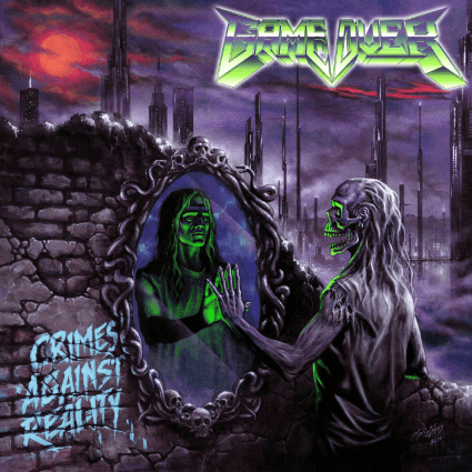 Game Over – Crimes Against Reality (Scarlet Records)