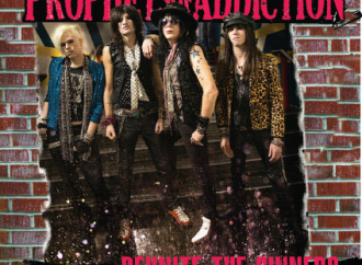 Prophets of Addiction – Reunite the Sinners (Mighty Music)