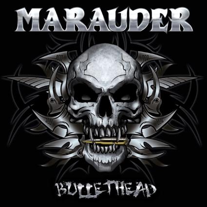 Marauder – Bullethead (Pitch Black Records)