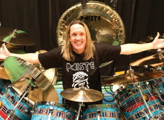 From the Archive: Nicko McBrain