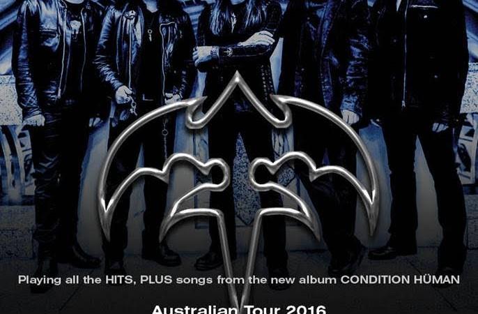 Queensrÿche: Australian dates unveiled!