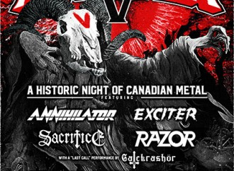 Calgary Metalfest V: Headliners Announced!