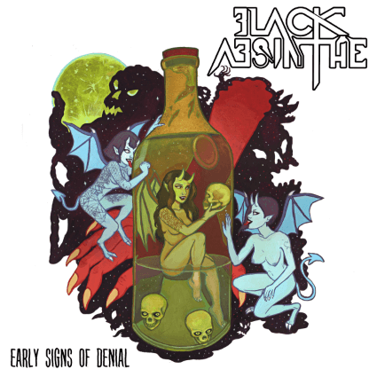 Black Absinthe – Early Signs of Denial (Own Label)