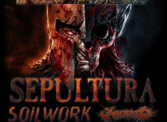 Kreator: Euro Tour Dates Announced!