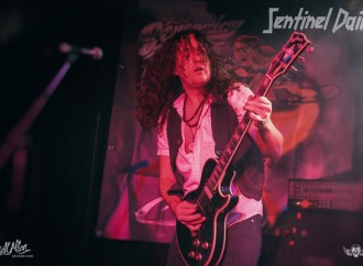 Screaming Jets, Massive – Corner Hotel, Melbourne, Australia 07/05/2016