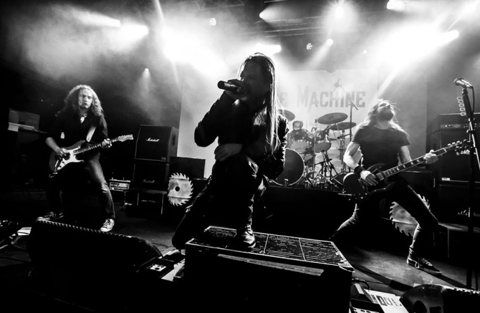 Savage Machine: New Management Deal Signed, Album on the Way!