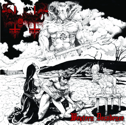 Anal Blasphemy – Western Decadence (Iron Bonehead Productions)