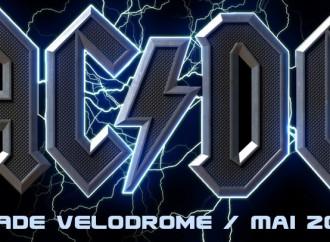 AC/DC – Stade Velodrome, Marseille, France 13/05/16