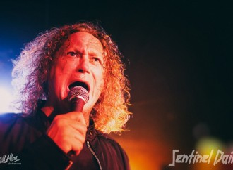Screaming Jets, Massive – The Corner Hotel, Melbourne, Australia 07/05/16