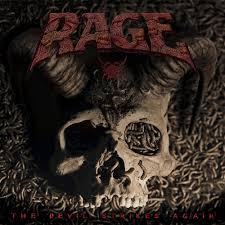 Rage – The Devil Strikes Again (Nuclear Blast)