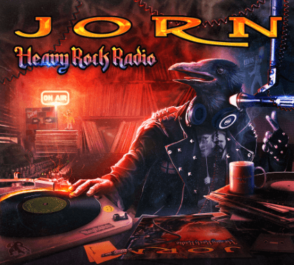 Jorn – Heavy Rock Radio (Frontiers Music)