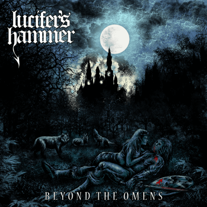 Lucifer's Hammer – Beyond the Omens (Shadow Kingdom Records)