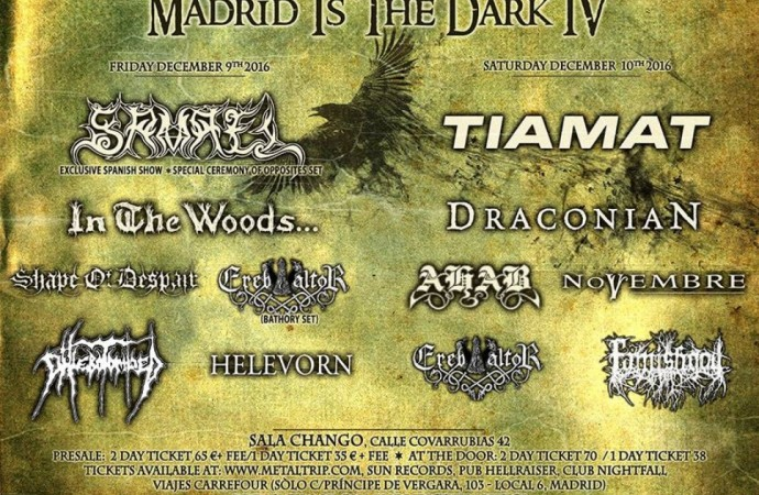 Madrid is the Dark: Back in Action!
