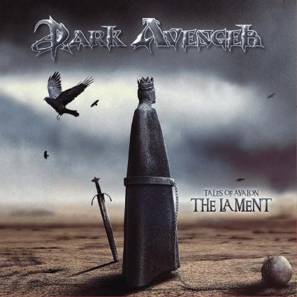 Dark Avenger – Tales of Avalon: The Lament (Scarlet Reissue)