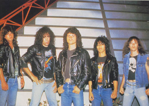 Eighties Metal – An Alphabetic Look at the Decade