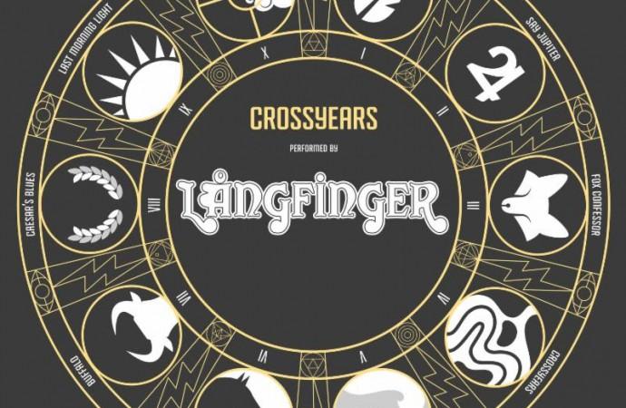 Långfinger: Swedish Power Trio To Release New Album