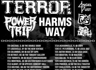 Power Trip: US Tour Under Way!