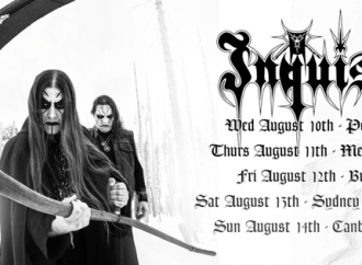 BREAKING: Inquisition Pull Australian Tour.