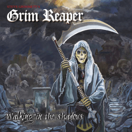 Grim Reaper – Walking in the Shadows (Dissonance)