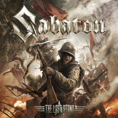 Sabaton – The Last Stand (Nuclear Blast)