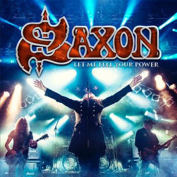 Saxon: New Live Album on the Way!