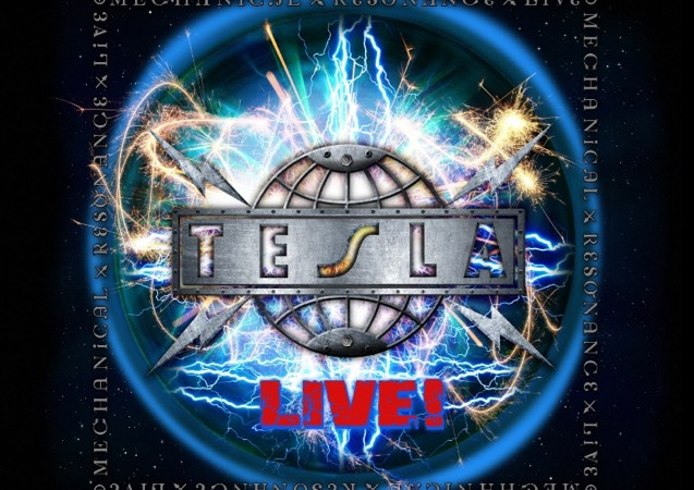 Tesla – Mechanical Resonance Live (Frontiers Music)