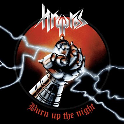 Kryptos – Burn up the Night (AFM)