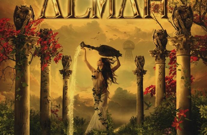 Almah: New Album Now Out!