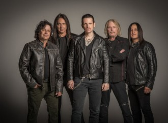 Black Star Riders: New 2017 Dates Announced…