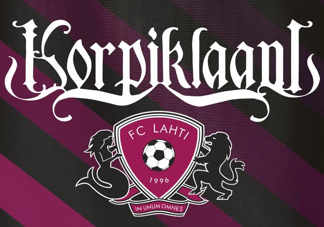 Korpiklaani: Back of the net!