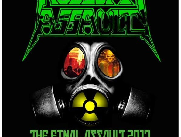 Nuclear Assault: First (and last!) Australian Dates Announced!