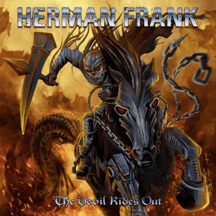 Herman Frank – The Devil Rides Out (AFM Records)