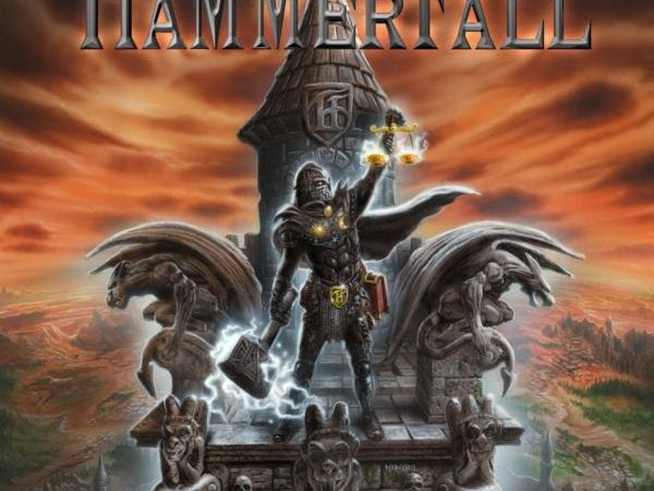 HammerFall – Built to Last (Napalm Records)