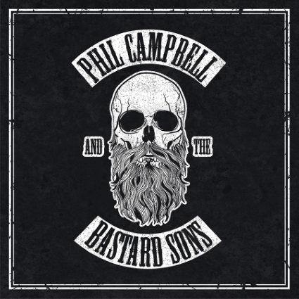 Phil Campbell and the Bastard Sons – Phil Campbell and the Bastard Sons (Motörhead Music)
