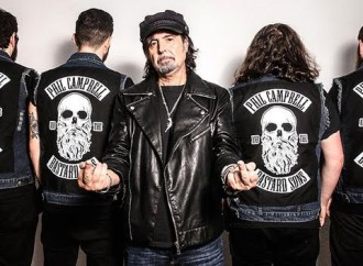 Phil Campbell: New Clip released