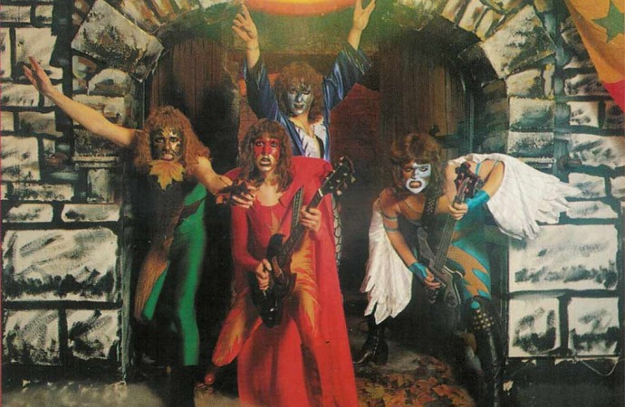 Eighties Metal – An Alphabetic Guide to the Decade