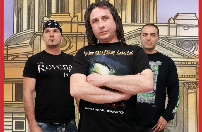 Mosh Pit Justice: Bulgarian thrashers release a new album today – hear the whole thing here!