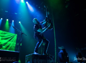 Devilskin – Vector Arena, Auckland, New Zealand 18/11/2016