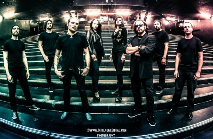Melted Space: French Metal Opera Outfit Issues Remix Tracks